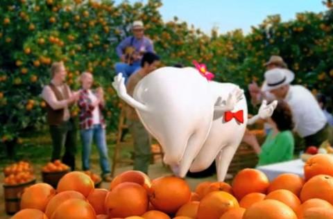 Cnice / Orange Farm